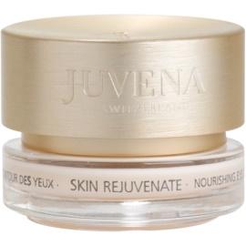 Juvena Skin Rejuvenate Nourishing Augencreme gegen Falten für alle Hauttypen  15 ml