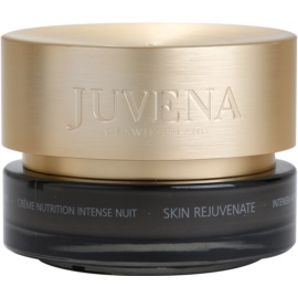 Juvena Skin Rejuvenate Nourishing crema de noche nutritiva e hidratante para pieles secas  50 ml