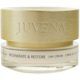 Juvena Regenerate & Restore дневен ревитализиращ и регенериращ крем  за нормална и суха кожа  50 мл.