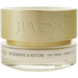 Juvena Regenerate & Restore denní revitalizační a obnovující krém pro normální a suchou pleť  50 ml