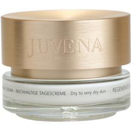 Juvena Regenerate & Restore nappali krém száraz és nagyon száraz bőrre  50 ml