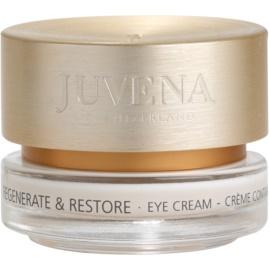 Juvena Regenerate & Restore očný omladzujúci krém pre zrelú pleť  15 ml