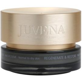 Juvena Regenerate & Restore Festigende regenerierende Nachtcreme für normale und trockene Haut  50 ml