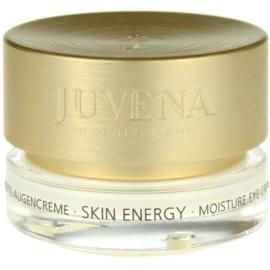 Juvena Skin Energy Feuchtigkeitsspendende Augencreme mit ernährender Wirkung für alle Hauttypen  15 ml
