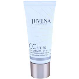 Juvena Skin Optimize CC krém s omlazujícím účinkem SPF30  40 ml