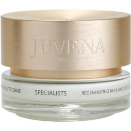 Juvena Specialists krem regenerujący na szyję i dekolt  50 ml