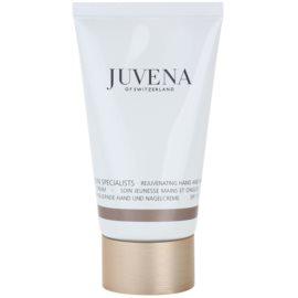 Juvena Specialists ochranný krém na ruce a nehty SPF 15  75 ml