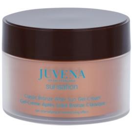 Juvena Sunsation bronzující gelový krém po opalování  200 ml