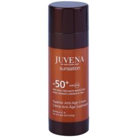 Juvena Sunsation opalovací krém na obličej SPF 50+  50 ml