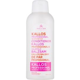 Kallos Nourishing odżywka do włosów suchych i zniszczonych  1000 ml