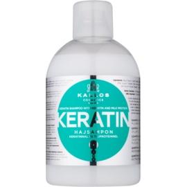 Kallos KJMN šampón s keratínom  1000 ml