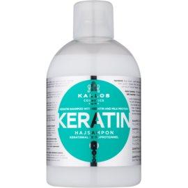 Kallos KJMN Shampoo mit Keratin  1000 ml