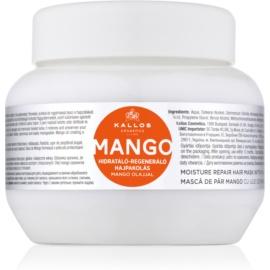 Kallos KJMN maska za okrepitev las z mangovim oljem  275 ml