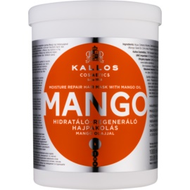 Kallos KJMN Versterkende Masker  met Mango Olie   1000 ml