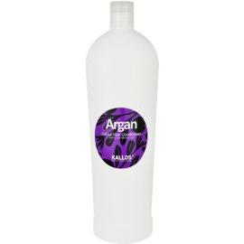 Kallos Argan condicionador para cabelo pintado  1000 ml