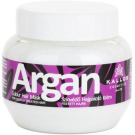 Kallos Argan маска  за боядисана коса  275 мл.