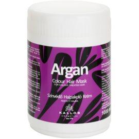 Kallos Argan Maske für gefärbtes Haar  1000 ml