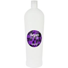 Kallos Argan szampon do włosów farbowanych  1000 ml
