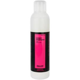Kallos Cream Shampoo  voor Normaal Haar   700 ml