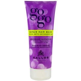 Kallos Gogo Regenerating Mask for Dry and Damaged Hair  200 ml