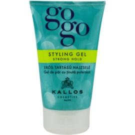 Kallos Gogo gel para el cabello fijación fuerte  125 ml
