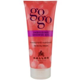 Kallos Gogo revitalizačný sprchový gél  200 ml