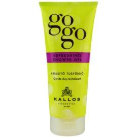 Kallos Gogo felfrissítő tusfürdő gél  200 ml