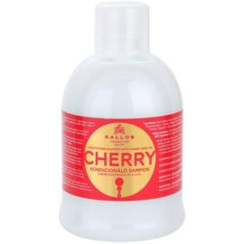 Kallos KJMN Moisturizing Shampoo for Dry and Damaged Hair  1000 ml