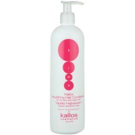 Kallos KJMN odżywka do włosów suchych i zniszczonych  500 ml