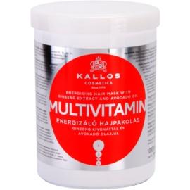 Kallos KJMN mascarilla capilar energizante  1000 ml