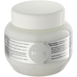 Kallos KJMN маска  с млечен протеин  275 мл.