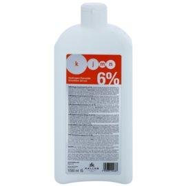 Kallos KJMN Aktivierungsemulsion 6 % 20 Vol. nur für professionellen Gebrauch  1000 ml