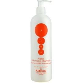 Kallos KJMN szampon do zwiększenia objętości  500 ml