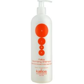 Kallos KJMN šampon pro objem  500 ml