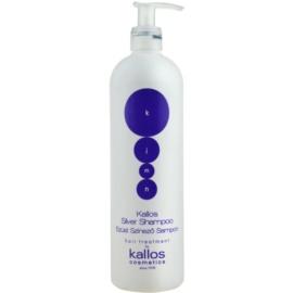 Kallos KJMN champô para todos os tipos de cabelo loiro  500 ml