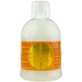 Kallos KJMN šampón pre farbené a citlivé vlasy  1000 ml