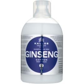 Kallos KJMN šampon s ženšenem pro muže  1000 ml