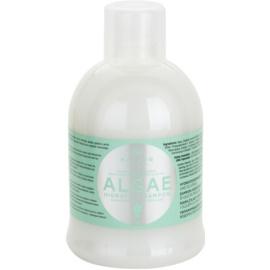 Kallos KJMN hydratační šampon s výtažkem z řas a olivovým olejem  1000 ml