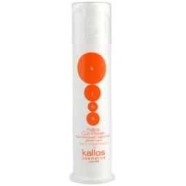 Kallos KJMN stylingový krém pro vlnité vlasy  100 ml