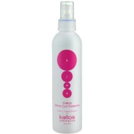 Kallos KJMN spray para cabelo ondulado  200 ml