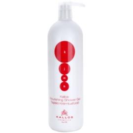 Kallos KJMN vyživující sprchový gel  1000 ml