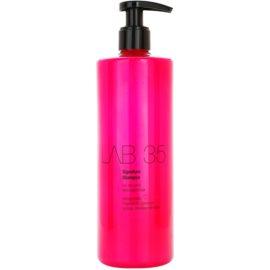 Kallos LAB 35 regenerační šampon pro suché a poškozené vlasy  500 ml