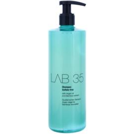 Kallos LAB 35 champô sem sulfatos e parabenos  500 ml