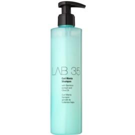 Kallos LAB 35 șampon pentru parul cret fără parabeni  300 ml
