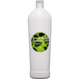 Kallos Lemon Shampoo für normales bis fettiges Haar  1000 ml