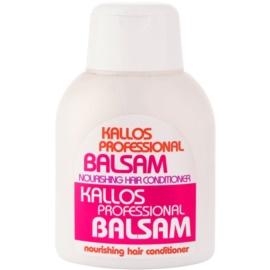 Kallos Nourishing odżywka do włosów suchych i zniszczonych  500 ml