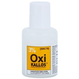 Kallos Oxi kremasti peroksid 3% za profesionalno uporabo  60 ml