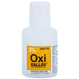 Kallos Oxi кремовий пероксид 3% для професійного використання  60 мл