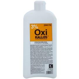 Kallos Oxi кремовий пероксид 3% для професійного використання  1000 мл