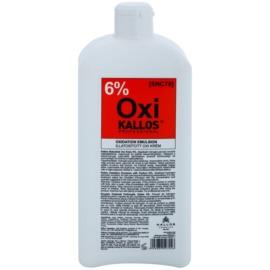 Kallos Oxi кремовий пероксид 6% для професійного використання  1000 мл